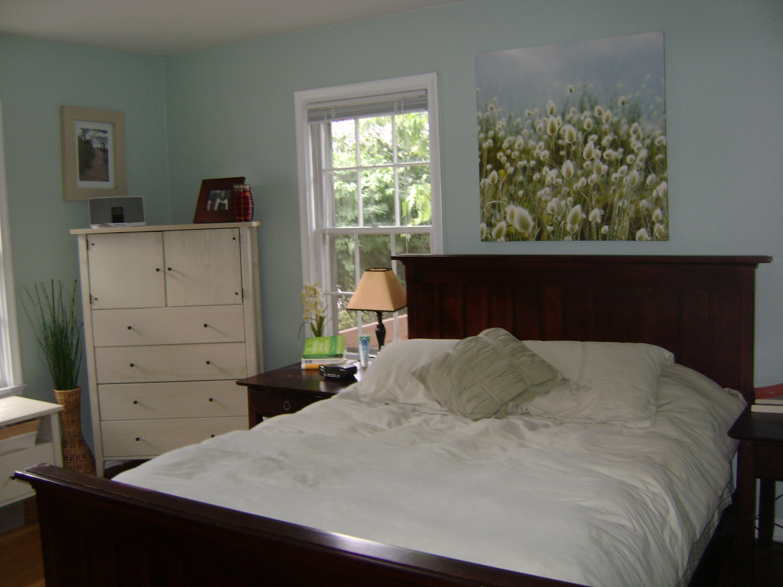 Our Master Bedroom Before And After