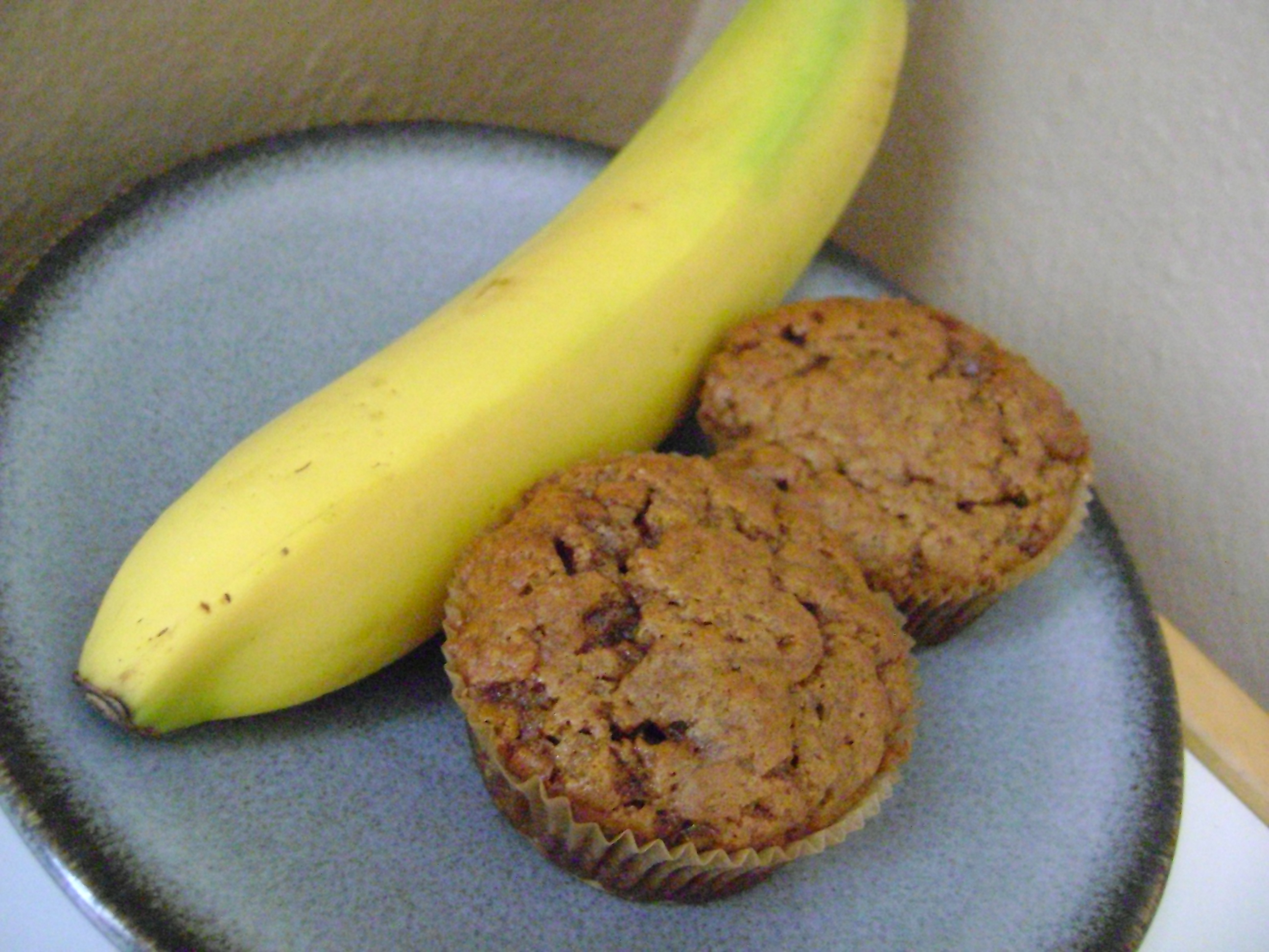 Banana bread cupcake recipe