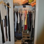 Project Simplify – Organizing The Master Closet