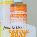 The Many Uses of Castile Soap
