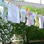 Simple Steps – Hang Your Laundry Out