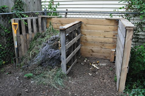 compost pile