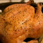 Go Green & Save Green – Cooking A Whole Chicken and Making Chicken Stock