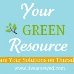Your Green Resource — Week 17