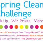 Introducing The Spring Cleaning Challenge!