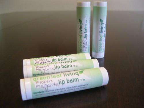 Green Leaf Living Lip Balm