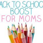 Back to School Boost for Moms Ebook Sale