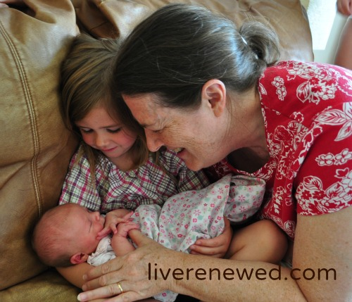 tips for surviving the newborn stage