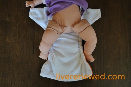 newborn pocket diapers