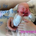 6 Tips for Surviving the Newborn Stage — Part 2
