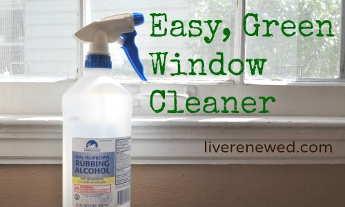 Green Clean Easy Green Window And Glass Cleaner