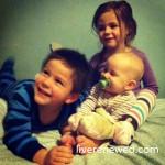 cherishing the moments with children