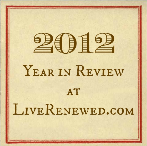 Year in Review at Live Renewed