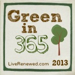 Green in 365: The Entryway – Green Clean and Organize
