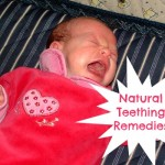 Effective Natural Teething Remedies {Green in 365: Baby & Child Care}