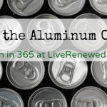 Get the Aluminum Out! {Green in 365: The Kitchen}