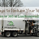 9 Ways to Reduce Your Waste
