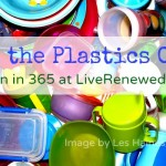 Get the Plastics Out of your Kitchen {Green in 365}