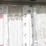 Upcycle the 1930's – Cafe Curtains {Green in 365: Spring}
