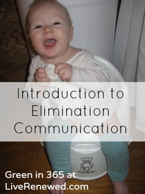 Is it possible potty train a newborn? This post answers frequently asked questions about how Elimination Communication works to help you help your babies and young children use the bathroom for their elimination needs.