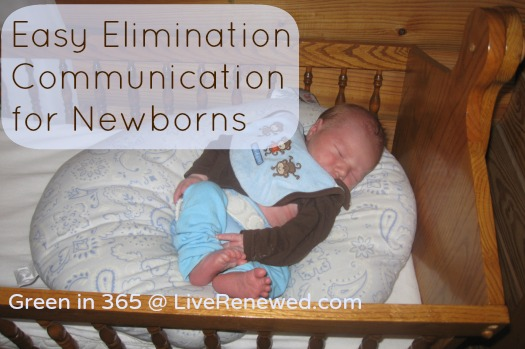 Easy Elimination Communication for Newborns