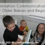 Elimination Communication for Older Babies and Beyond {Green in 365: Baby & Child Care}