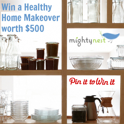 Mighty Nest Pin It to Win It Giveaway!