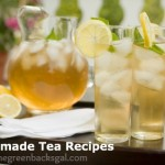 Homemade Healthy Tea Recipes {Raising Healthy Families}