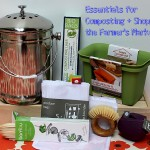 Might Nest Giveaway - Farmer's Market and Composting Set - Over $100 Value!