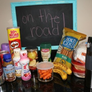 Packing Food for Road Trips & 6 Bonus Travel Tips