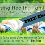 Announcing the Raising Healthy Families FREE Ebook!
