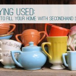 Buying Used and Exercising (Not at the Same Time!) {Green in 365}