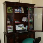 Upcycled Office {Green in 365}