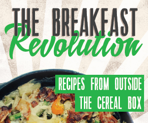 The Breakfast Revolution - A real food breakfast cookbook!