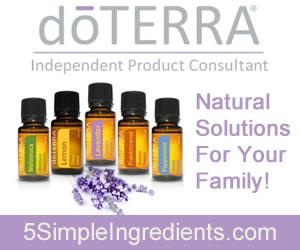 5 Simple Ingredients - doTERRA Essential Oils