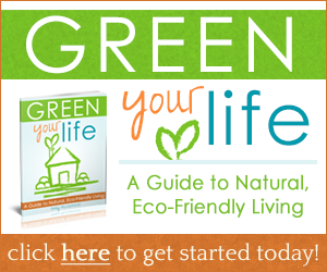 Green Your Life is Now Available!