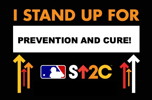How I'm standing up for prevention and cure for cancer!