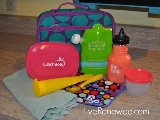 Top tools for packing a healthy, reusable lunch