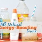 All Natural Energy-Boosting Drink
