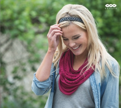 Banded2gether headbands - my favorite!