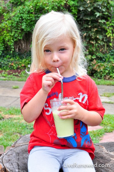 Does your family love smoothies? Here are 3 easy and kid-friendly ways to enjoy smoothies with a delicious Pina Colada Smoothie recipe.