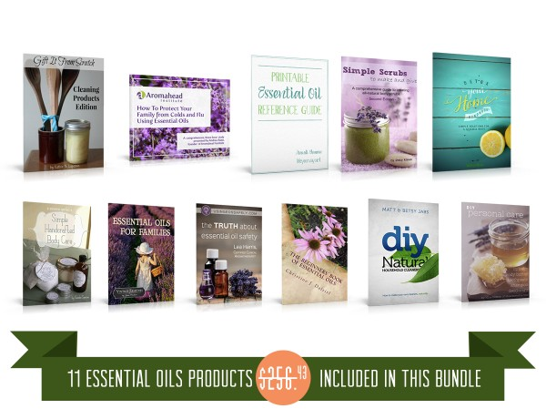 How comfortable do you feel with using essential oils for your family? IndividualBookshelf-EssentialOils