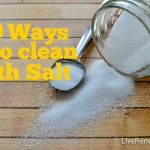 10 Ways to Clean with Salt