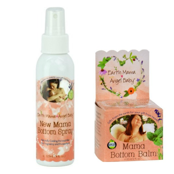 Earth Mama Angel Baby Mamma Spray and Balm