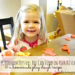 Love these ideas! Toddler Boredom Busters You Can Find In Your Kitchen at LiveRenewed.com