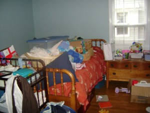 Guest Room Before 2