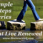 Simple Steps – A Month to Review