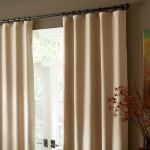 hanging curtains for extra insulation