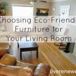 choosing eco-friendly furniture for your living room