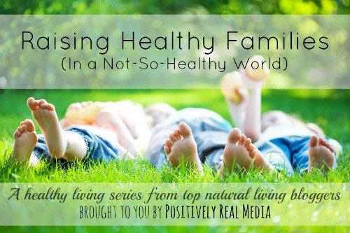 Raising Healthy Families series